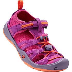 Keen Moxie Sandals Kinder purple wine/nasturtium